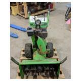 Yardworks Gear Drive Snowblower 8HP ST 826 Has