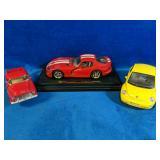 Viper GTS, Chevrolet Truck & Volkswagen