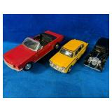 This Lot includes a 1964 Mustang, 1963 Checker