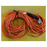 Like New extension cord  unknown length