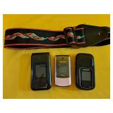 Assorted cellphones(no chargers, not tested) with