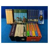 Great assortment of VHS Tape Sets