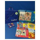 LeapPad Learning System with accessories