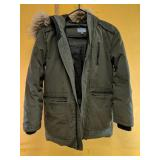 Sears, boys Medium 10/12 winter jacket   zipper