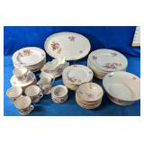 Stunning Sonata Set of Eight Dishes  Has 4 cups
