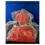 """Black & Red tablecloths, 60"""" - 126"""""""