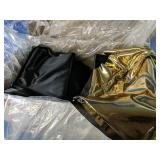42 Gold/Black chair dealings, have small