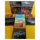 6 Vehicle Manuals