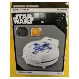 "Like New Star Wars Waffle Maker, 5"""