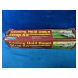 Awning Hold Down Strap Kit Fits all awnings up