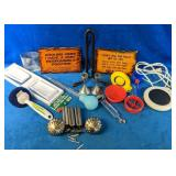 Lot includes a Candle / Air Freshener Hot Plate