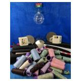 Misc Lot, including large selection of Polyester
