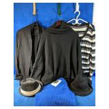 Ladies sweaters, Size Large & XL including two