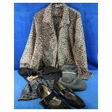 """Ladies """"Alia"""" Size 20W blouse with 5 assorted"""