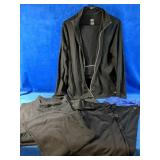 Athletic Works capris and sweater size XL, with