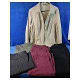Ladies Size 16 clothes, including N.W.D. pants,