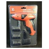 New Kubota rechargeable drill kit