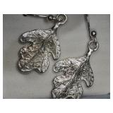 10L- Sterling silver earrings