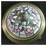 Tiffany style ceiling light fixture needs