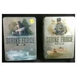 2 DVD sets, Strikeforce  Sea  and Strike force