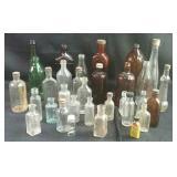 antique/vintage bottles