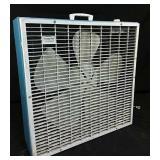 Working Monarch Aire 3 speed metal box fan
