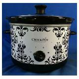 Used crock pot, tested and warms up