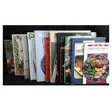 11 Assorted Cook Books