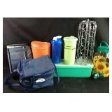 Assorted Vintage Tupperware & Extras