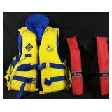 Keep a float life jacket >41kg with whistle, Onyx