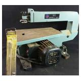 Working King 13 inch scroll saw with extra pin