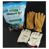 Unopened 9L bag of Schultz moisture soil potting