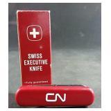CN Swiss executive knife