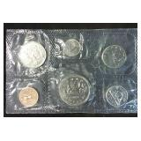 1977 Uncirculated Canada Coin Set