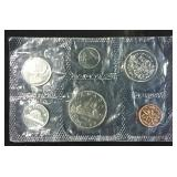 1969 Uncirculated Canada Coin Set