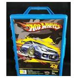 Hot Wheels Case & some cars