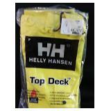 Brand New Helly Hansen raincoat size 4XL