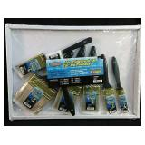 Brand New Toolway 7 Pc Paint Brush Set