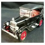 1927 mini Ford Model T Sport Touring Die Cast Car
