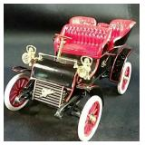 1903 mini Cadillac Runabout Die Cast Car