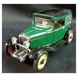 1930 mini Chevy Coach Die Cast Car