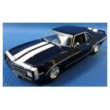 1969 mini Chevrolet Camaro Die Cast Car