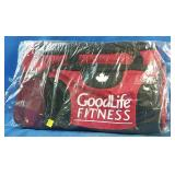 New in plastic Goodlife gym bag