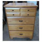 "4 drawer dresser  27x17x37""h"