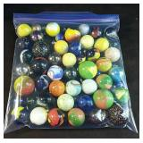 assorted Marbles - all sizes