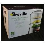 Breville Quicksteamer as new