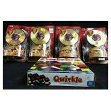 4 as new Camp Rock final jam toys with Qwirkle