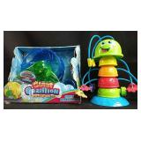 Set of 2 kids bubble machines, comes with a