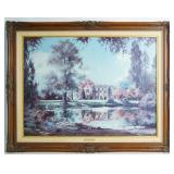 "Marty Bell Giclee ""Wakehurst Place"""
