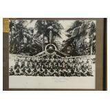 Black Sheep Squadron Photograph Pappy Boyington